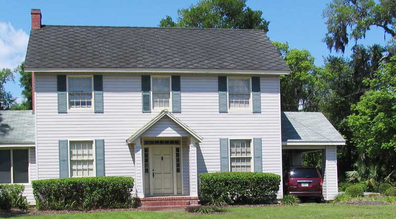 Exterior painting service in Worcester area